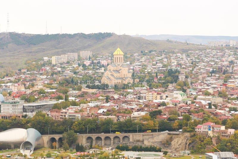Tbilisi Gruzja zdjęcie stock