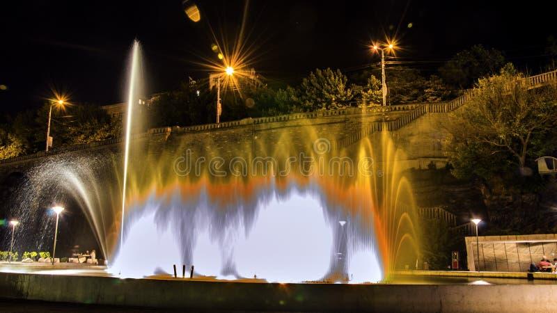 Tbilisi la Géorgie images stock