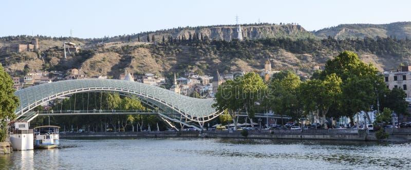 Tbilisi, la Géorgie images libres de droits