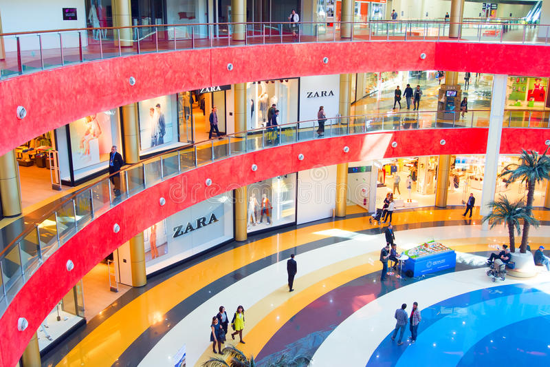 Download Tbilisi Mall Interior, Georgian Republic Editorial Photography - Image: 70084652