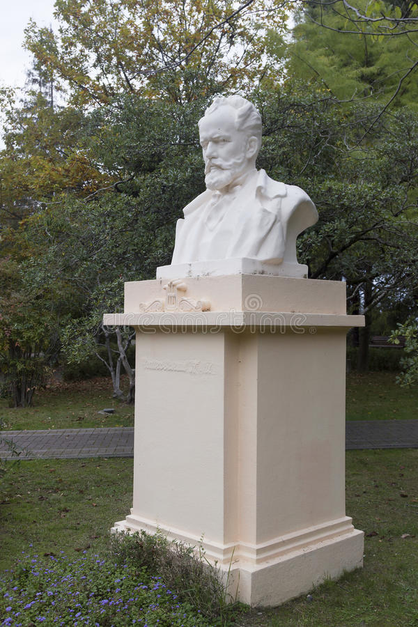 Tchaikovsky P I royalty-vrije stock foto