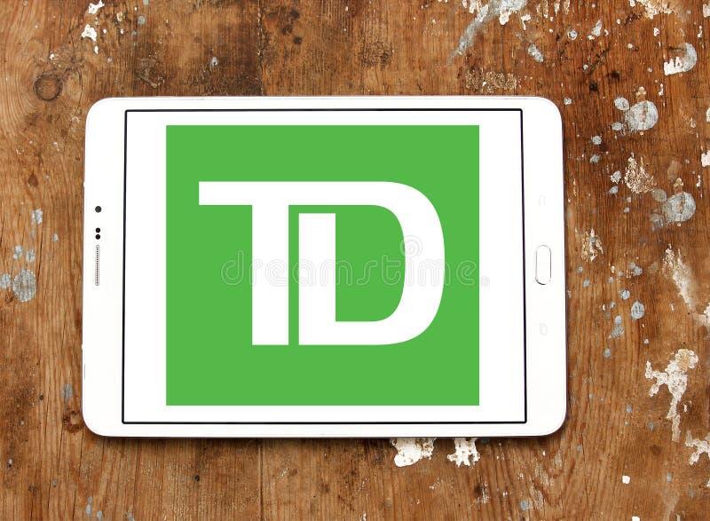 Td Bank Logo Editorial Stock Image Image Of Logos Emblem 90002954
