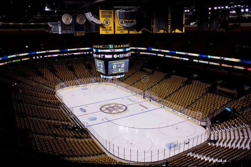 TD Garden, Boston Massachusetts