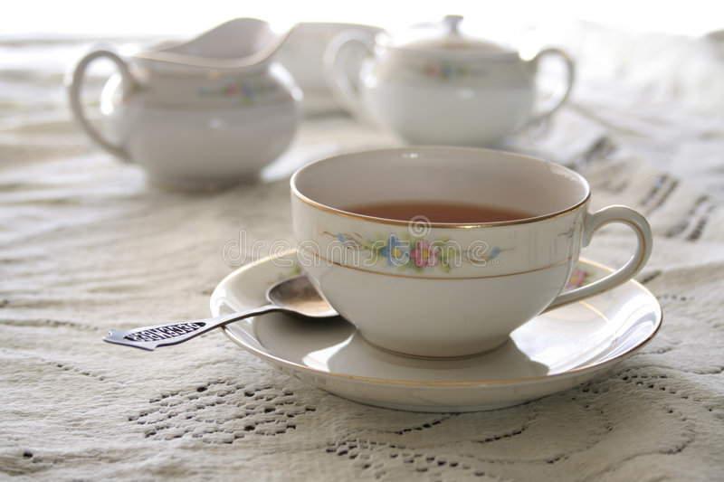 Tea 01 royalty free stock images