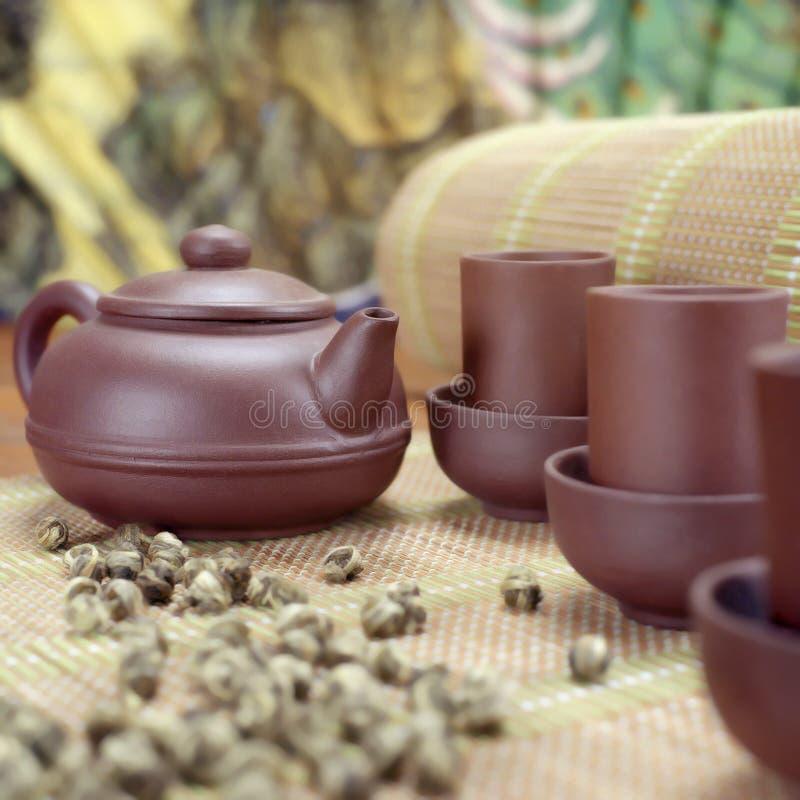 tea arkivbilder