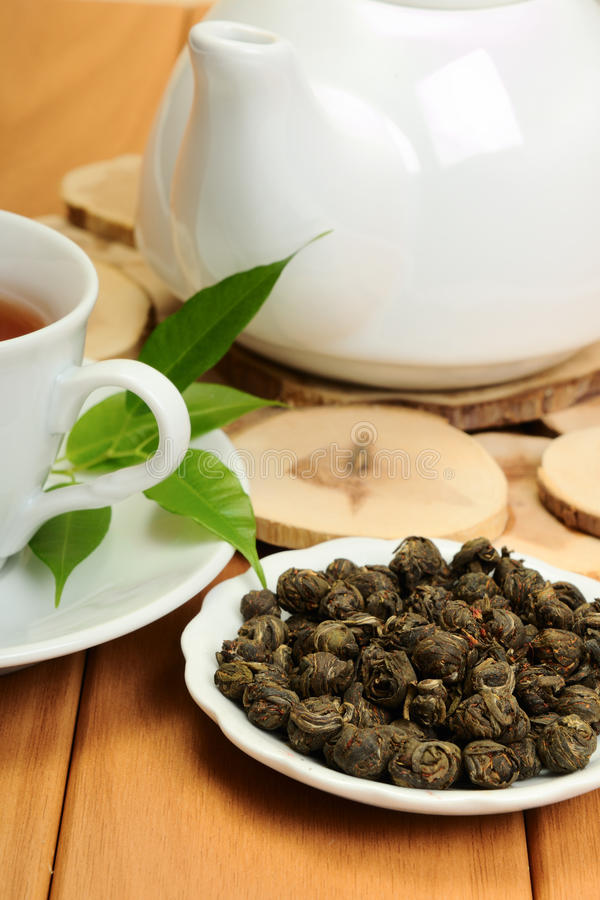 tea royaltyfri foto