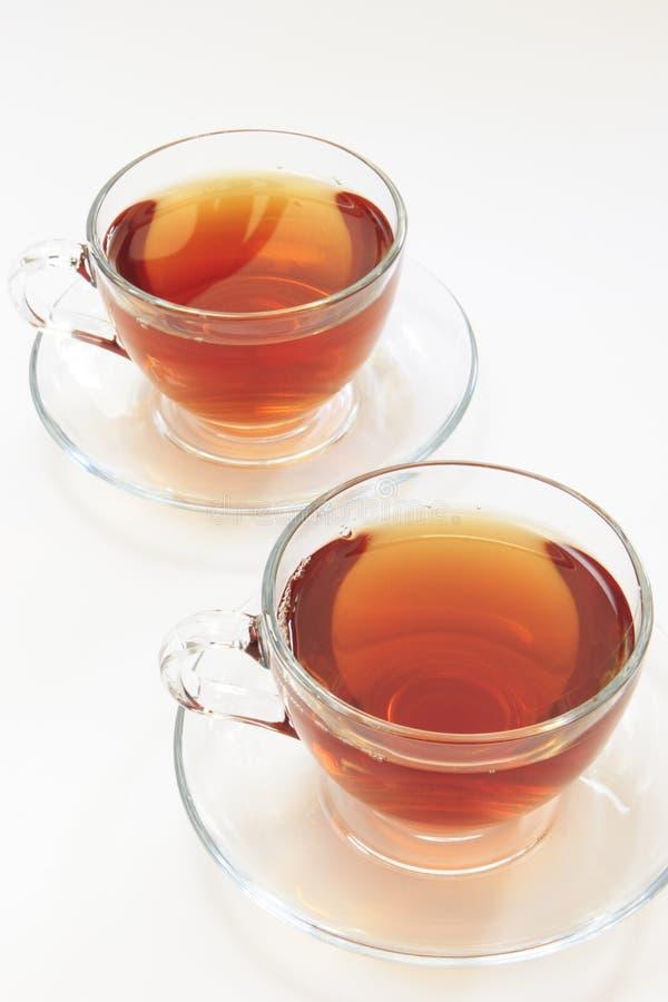 tea arkivfoton