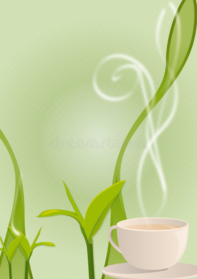 Download Tea stock vector. Illustration of illustration, smoking - 3935392
