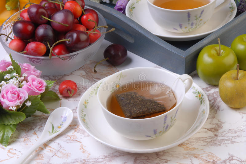 Download Tea Bags Royalty Free Stock Photography - Image: 15911237