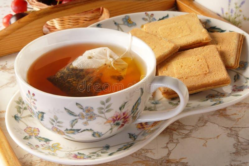 Tea Bags Royalty Free Stock Image