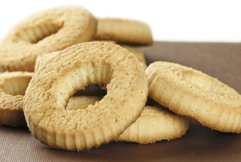 Tea biscuit stock images