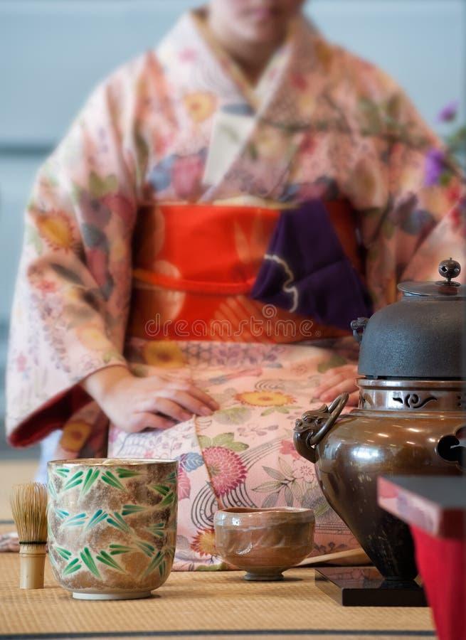 Free Tea-ceremony Royalty Free Stock Image - 63272796