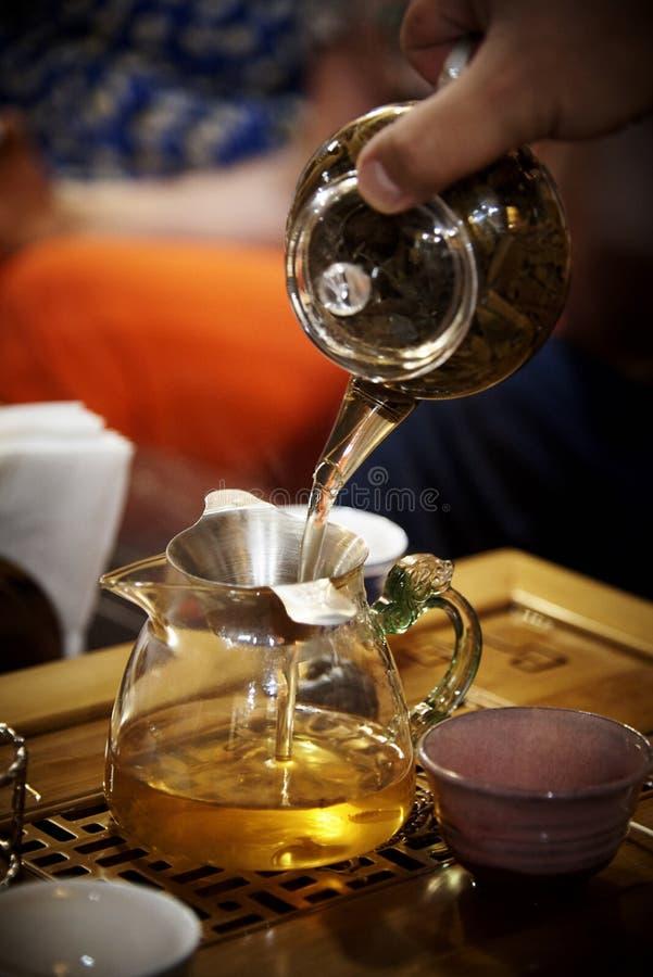 Tea ceremony. stock photos
