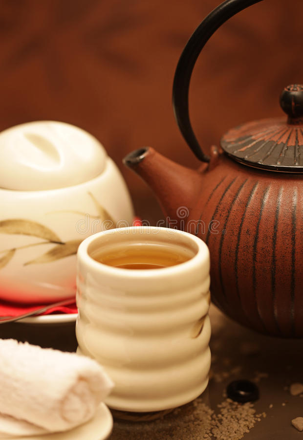 Download Tea ceremony stock photo. Image of chinese, drink, bowl - 39509164