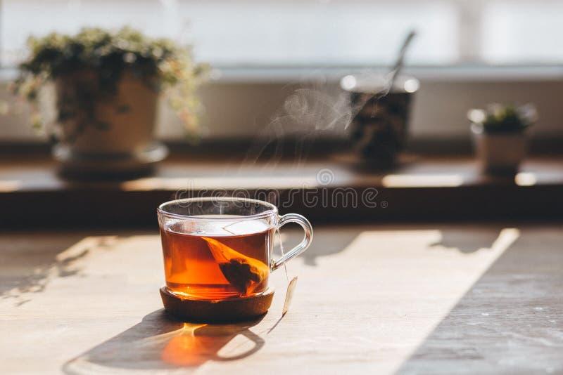 Tea On The Countertop Free Public Domain Cc0 Image