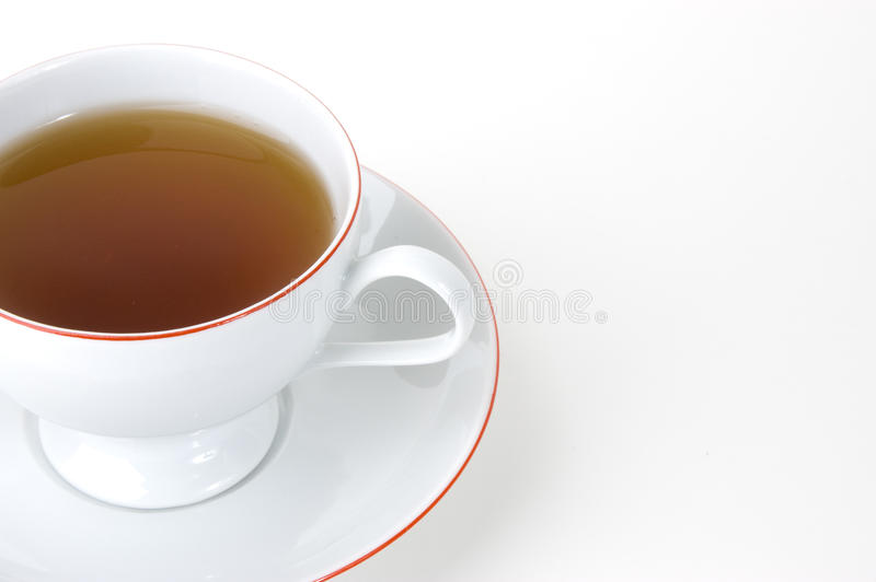 The tea cup royalty free stock photography