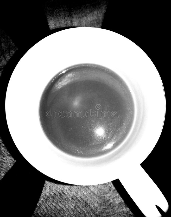 A tea cup royalty free stock photography