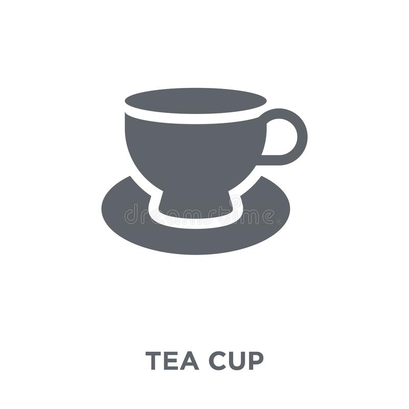 Tea cup icon from collection. vector illustration