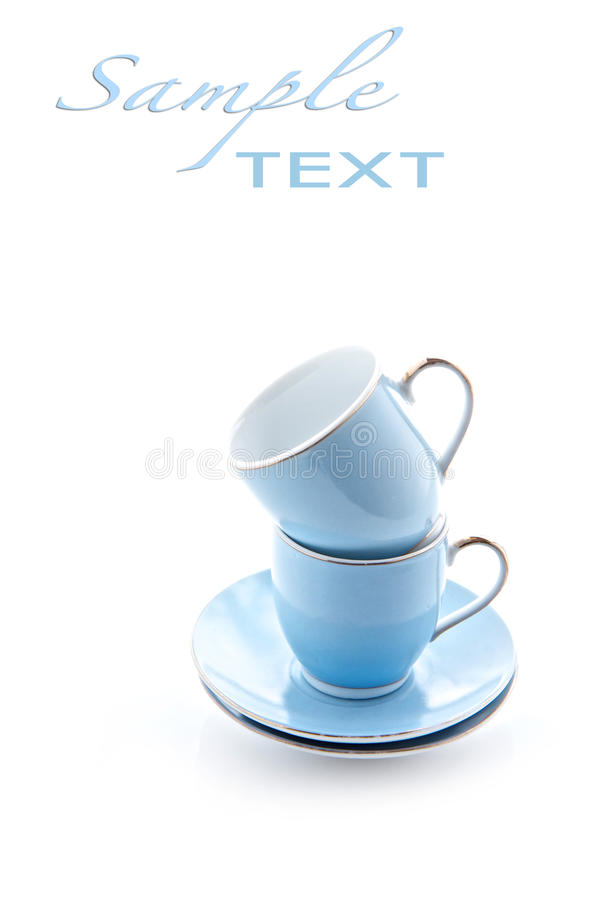 Free Tea Cups Stock Photography - 23349772