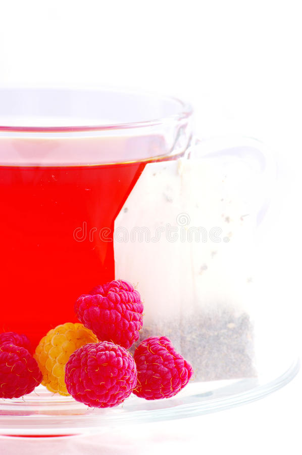 Tea In Glass Cup Royalty Free Stock Photo