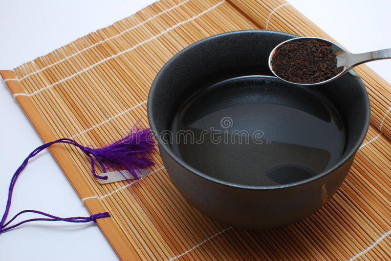 Download Tea For A Healthy Lifestyle Stock Image - Image: 10745271