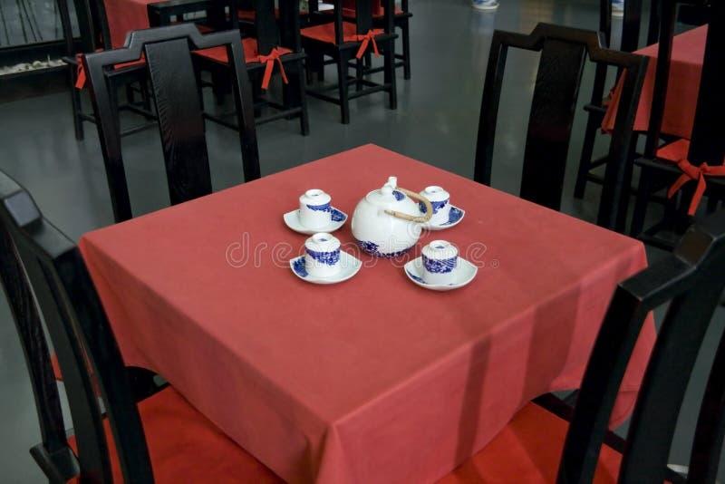 Tea house stock photos