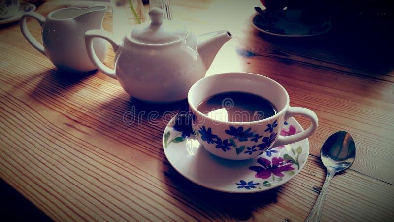 Tea house stock photography