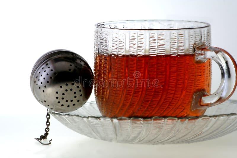 Tea Infuser Ball stock photos