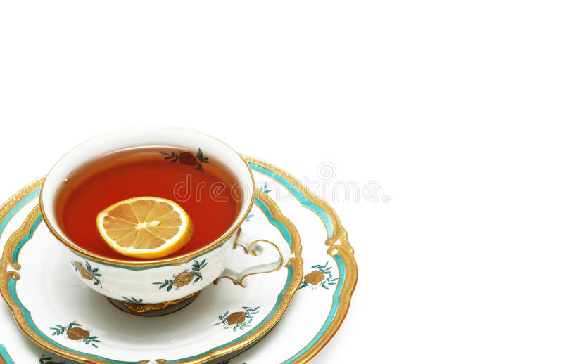 Tea isolated stock images