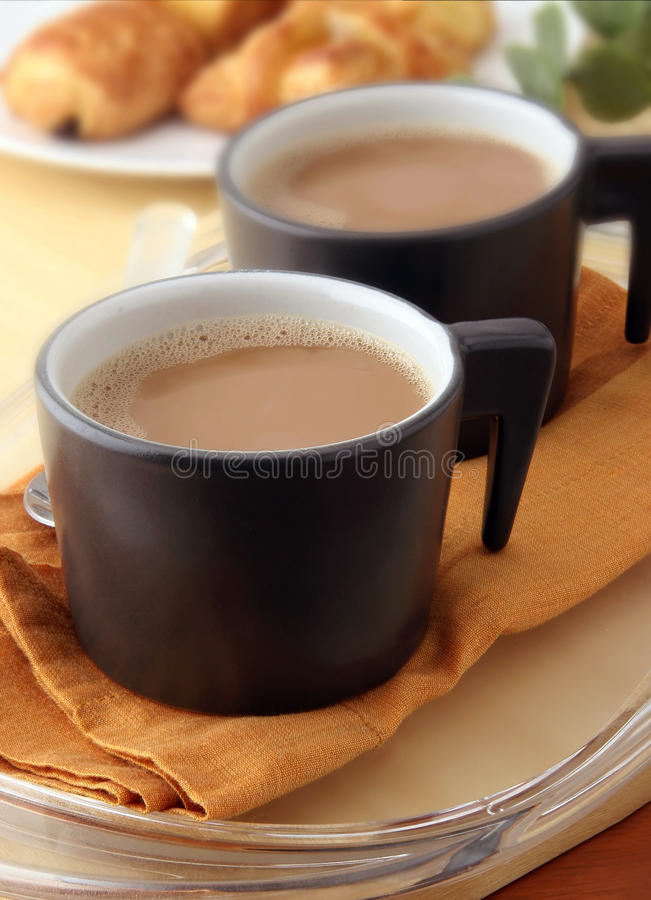Tea Latte royalty free stock photography