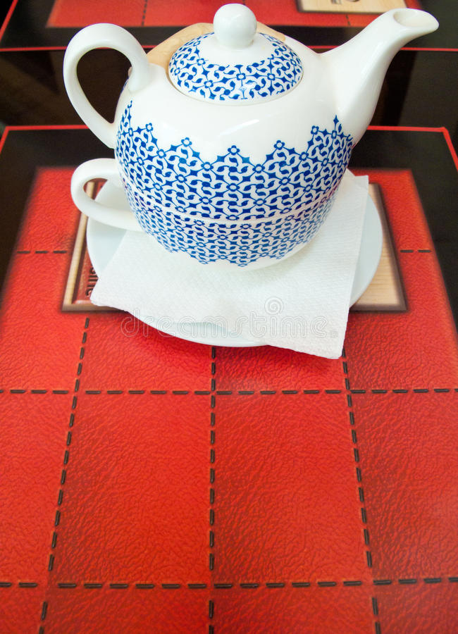 Download Tea for one stock image. Image of japanese, table, tradition - 15021917