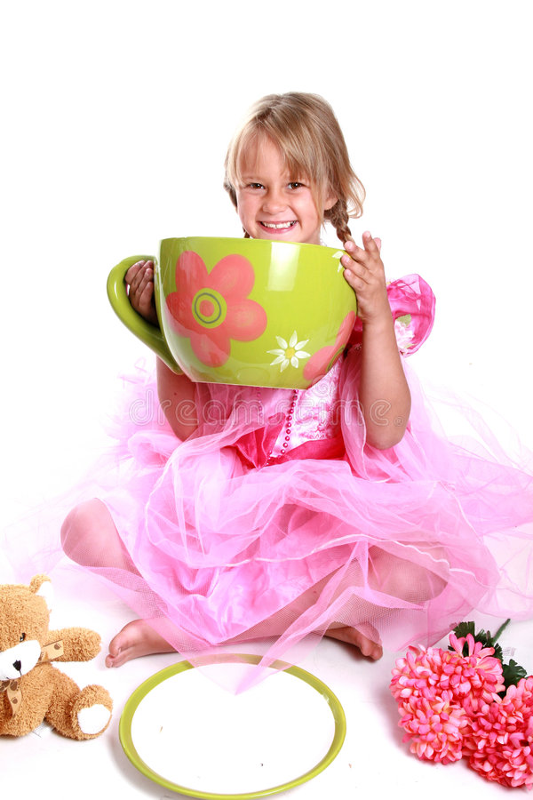 Download Tea party stock image. Image of party, playing, bear, adorable - 2731987