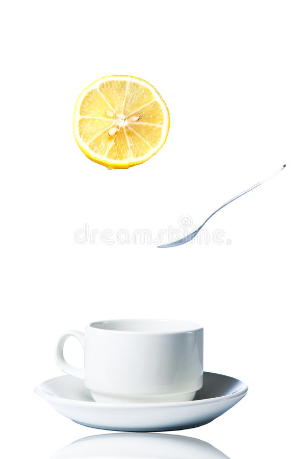 Download Tea party stock photo. Image of citrus, spoon, celebrate - 27508190