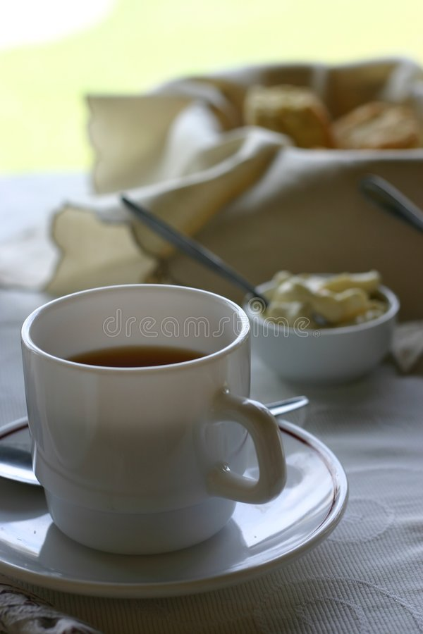 Download Tea And Scones Royalty Free Stock Images - Image: 514689
