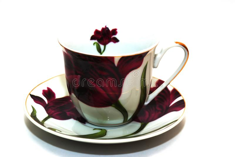 Download Tea set stock photo. Image of dishware, paintings, objects - 13492106