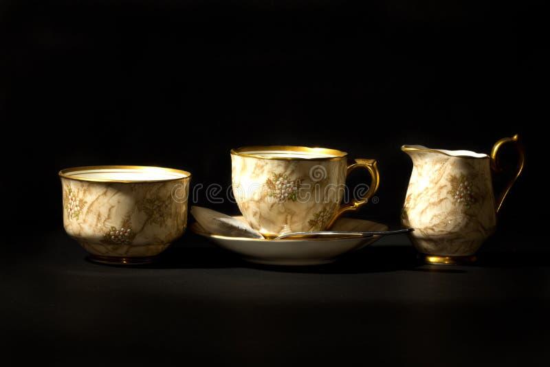 Download Tea set stock image. Image of bowl, elegant, classic - 20340505