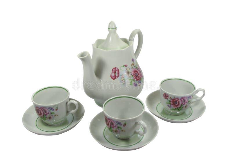 Tea-set royalty free stock image