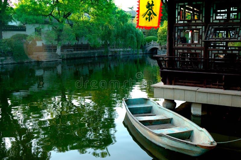 Download Tea shop stock photo. Image of river, boat, tree, lake - 4784682