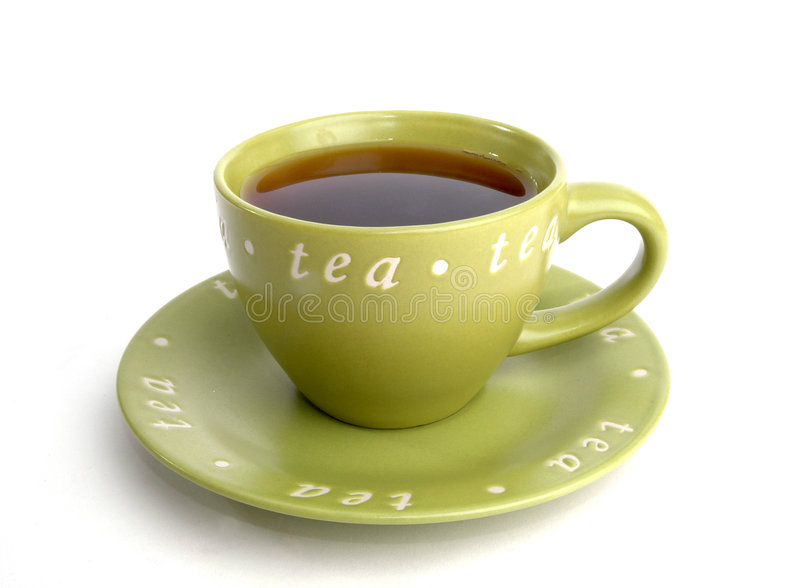 Tea Tea Tea 2 stock image