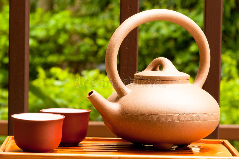Download Tea Time stock photo. Image of brewed, green, craft, crop - 13774174