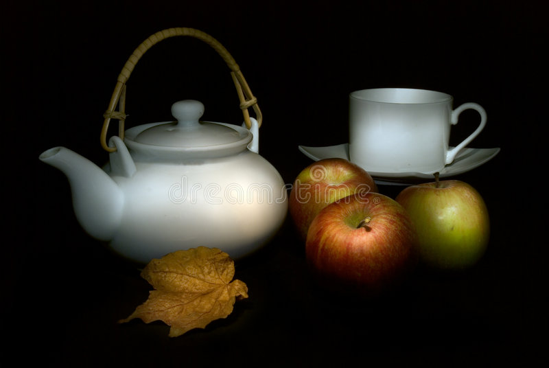 Download Tea Time Stock Photography - Image: 1943232