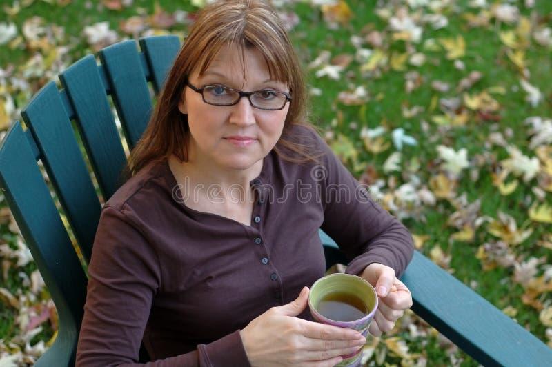 Tea time 2 stock photos