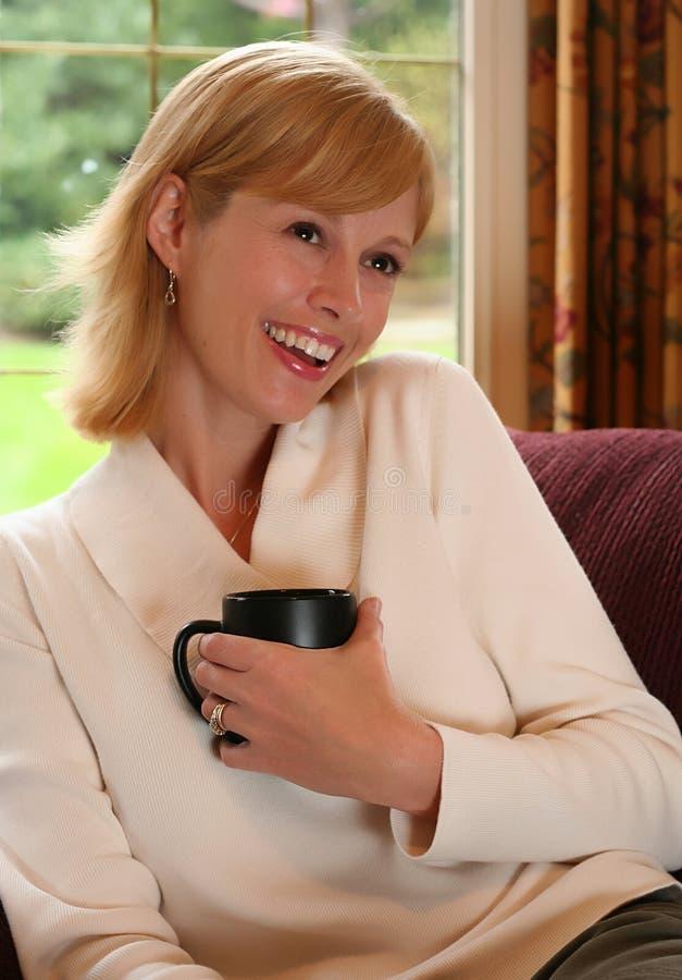 tea time στοκ φωτογραφία