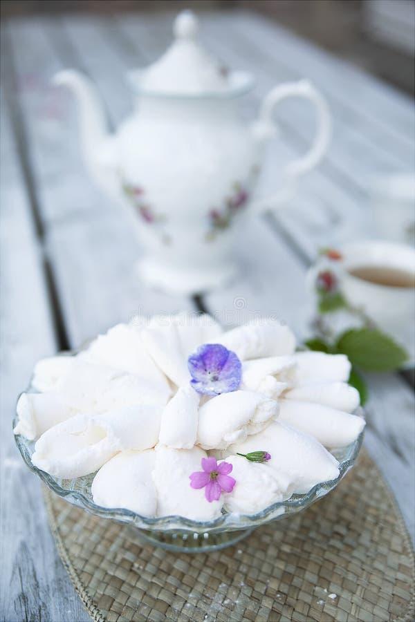 Tea-time.