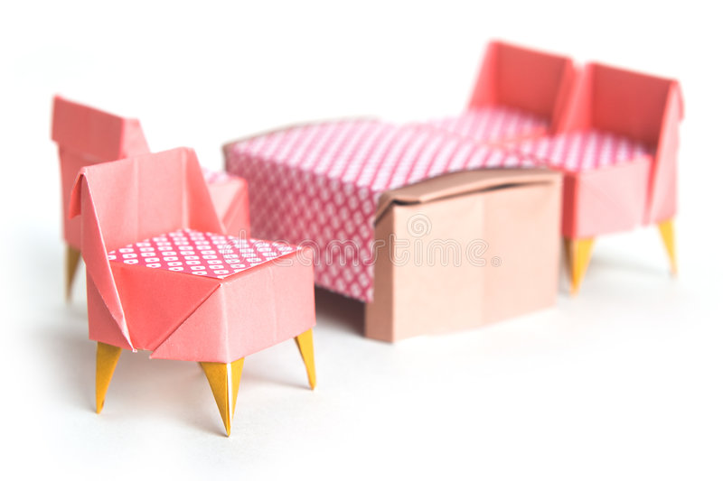 Download Tea time stock image. Image of isolated, origami, paper - 3301091