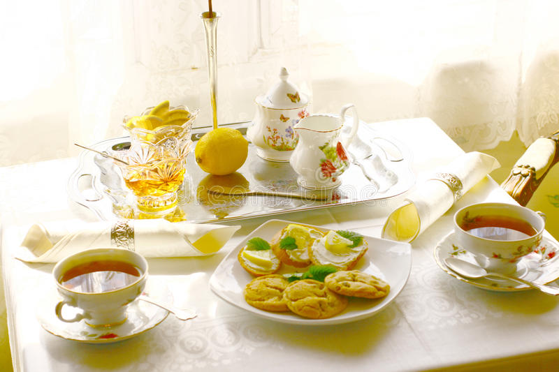 Download Tea Time II Stock Photography - Image: 10015782