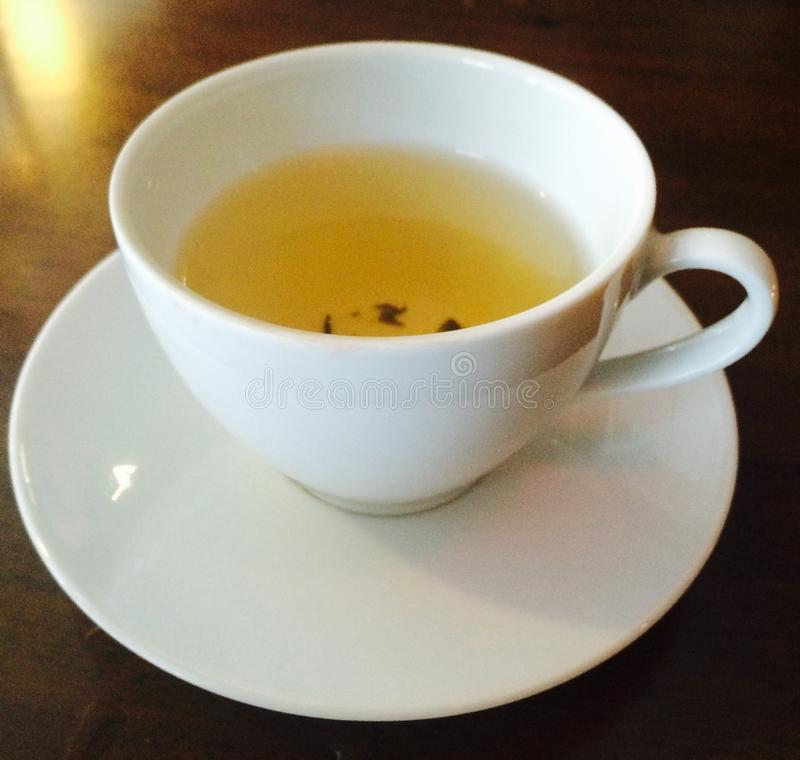 Tea Time Jasmine Time stock images