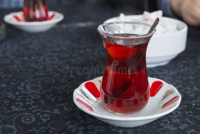 Tea turkish populer stock photos