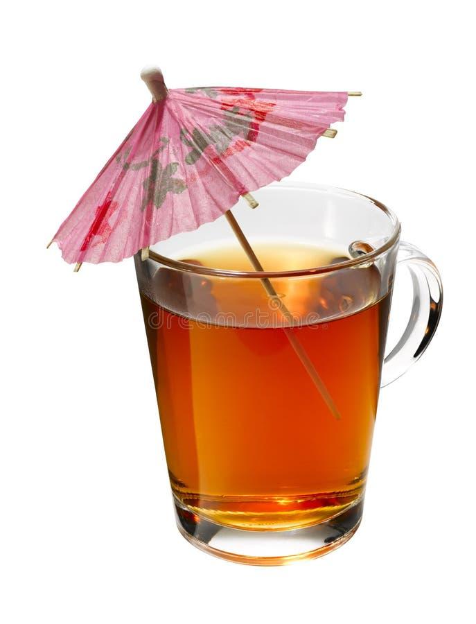 Free Tea With A Parasol Stock Photo - 16669650