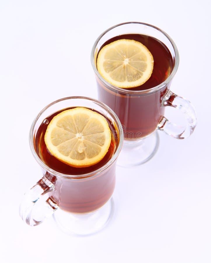 Free Tea With Lemon Stock Image - 17411691